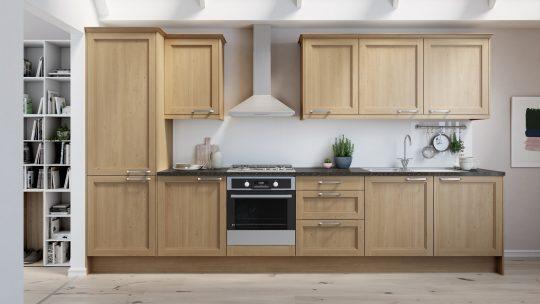 Кухонная мебель для максимального комфорта